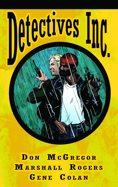 Detectives Inc. cover