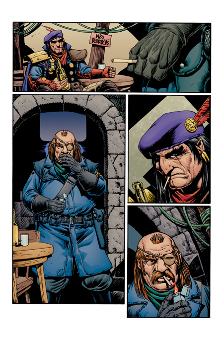 GrimJack: The Manx Cat #1, page 19