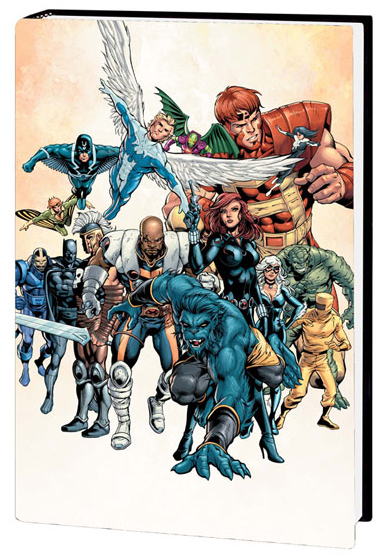 Official Handbook of the Marvel Universe A to Z Vol. 1 cover