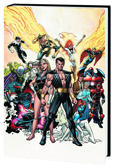 Official Handbook of the Marvel Universe A to Z Vol. 8 cover