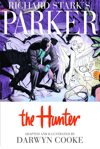 Richard Stark's Parker the Hunter cover