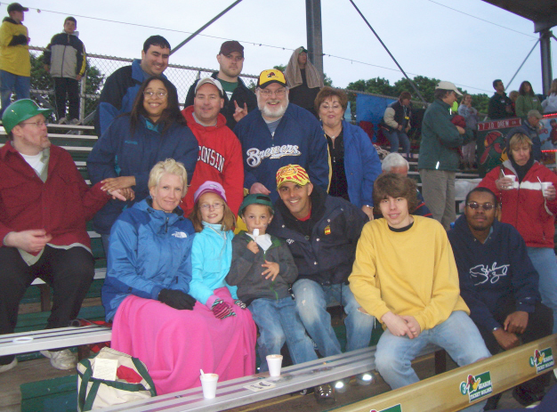 The Westfield crew. Front Row: Miles Hungsberg-Perzewski, Adam, Second Row: Second Row: Meg, Lauryn, Dylan & Brook Anthony, Third Row: Scott Kreisler, Mary Carter, Eric Hultgren, Roger Ash, Sherill Anthony, Doug Cox, Fourth Row: Chadi Hayek, Josh Crawley