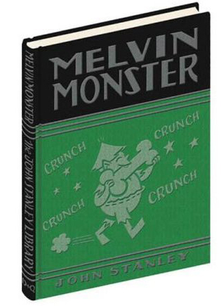 John Stanley Library Vol. 1 Melvin Monster