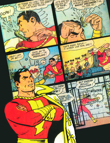 DC Library Shazam and the Monster Society of Evil HC