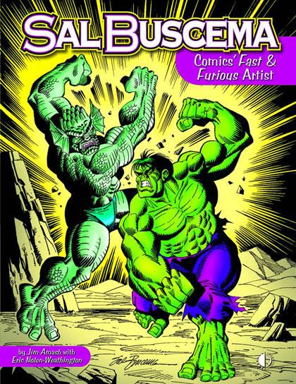 Sal Buscema Comics' Fast & Furious Artist