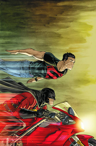 Adventure Comics #3