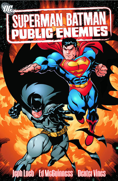 SUPERMAN / BATMAN - PUBLIC ENEMIES comic