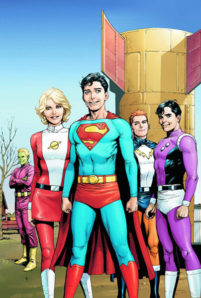 Superman: Secret Origin #2