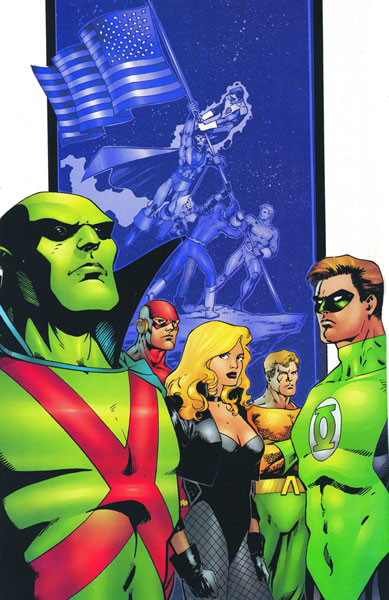 JLA: Year One (New Printing) SC