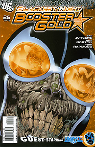 Booster Gold #26 second printing