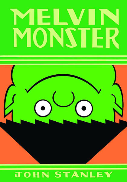 John Stanley Library: Melvin Monster Vol. 2