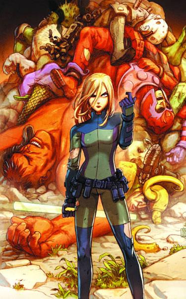 Marvel Adventures Super-Heroes #19