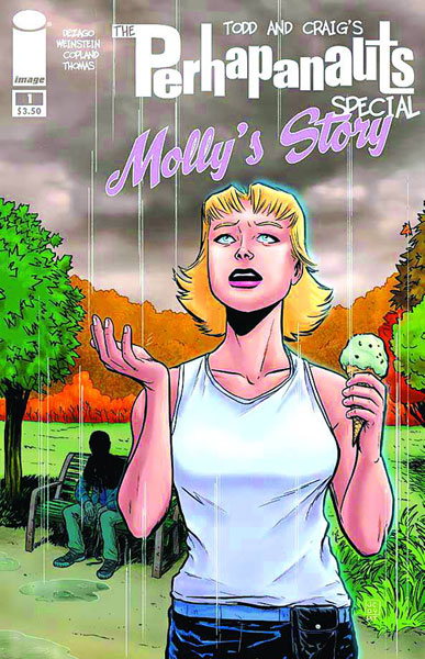 Perhapanauts Special: Molly's Story