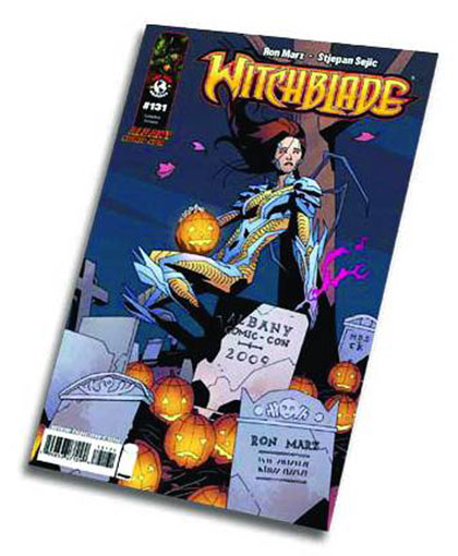 Witchblade #131 (Smith Albany Comicon variant)