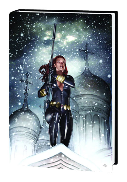 Black Widow: Deadly Origin HC