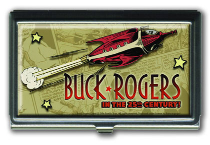 Buck Rogers: Spaceship Small Case