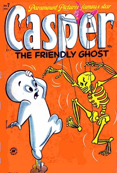 Casper, the Friendly Ghost #7