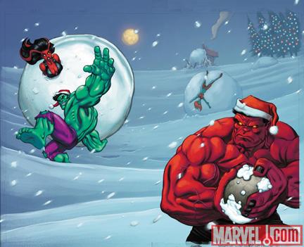 Hulk #18 Variant Cover