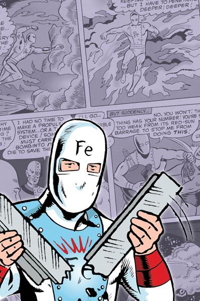 Life & Death of Ferro Lad
