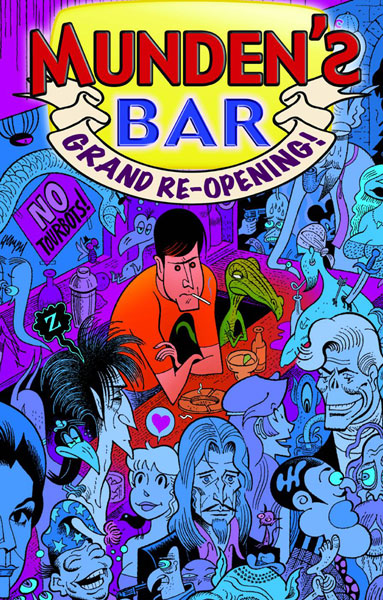 Munden's Bar: Grand Re-Opening
