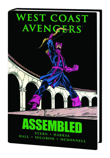 West Coast Avengers: Assembled