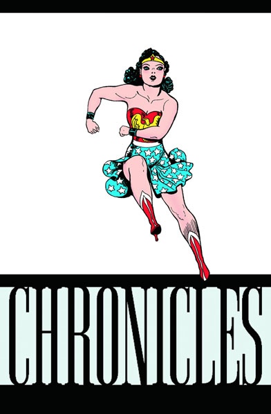 Wonder Woman Chronicles Vol. 1