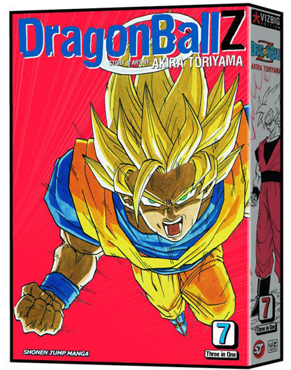 DragonBall Z Vol. 7