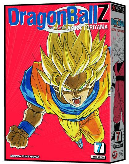 DragonBall Z Vol. 7
