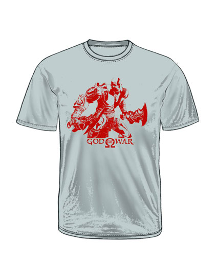 God Of War Kratos T-Shirt