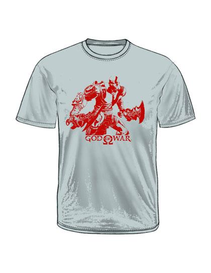 God Of War Kratos T-Shirt