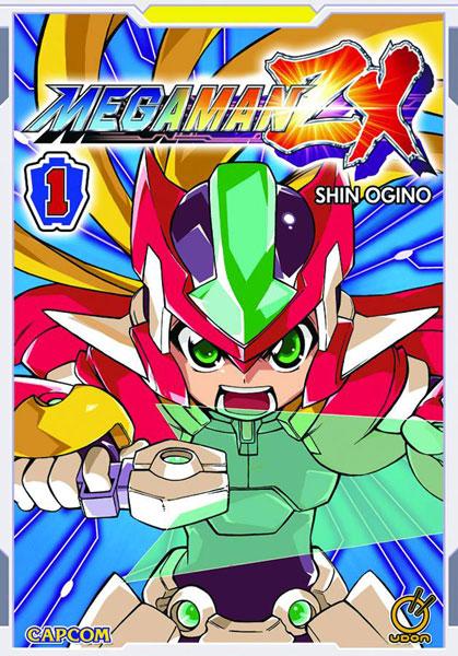 Megaman ZX Vol. 1