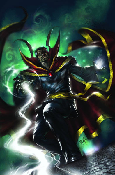 Mystic Hands of Dr. Strange