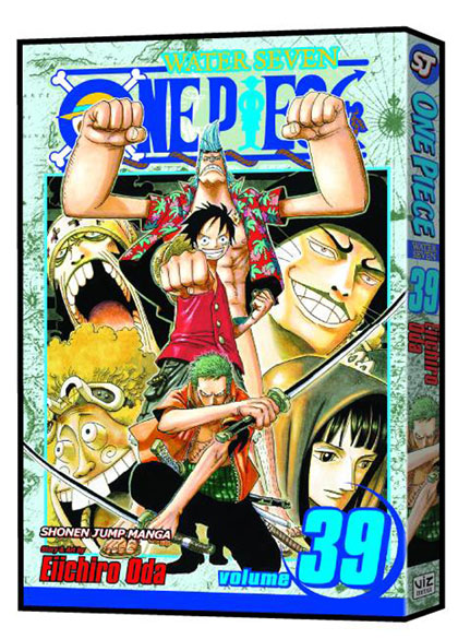 One Piece Vol. 39