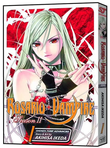 Rosario + Vampire Season II Vol. 1