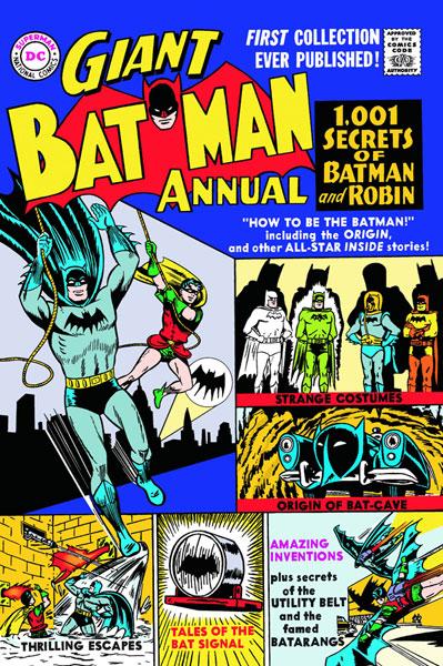 Batman Annuals