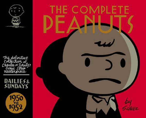 Complete Peanuts 1
