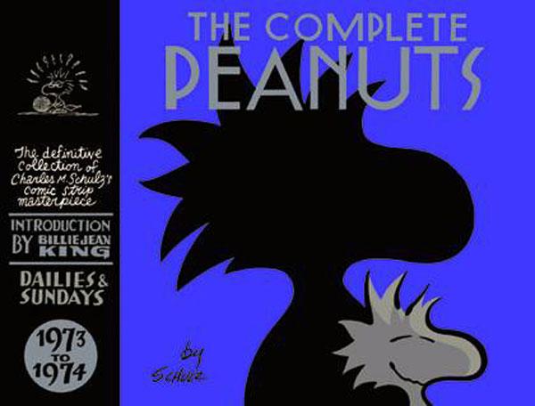 Complete Peanuts 12