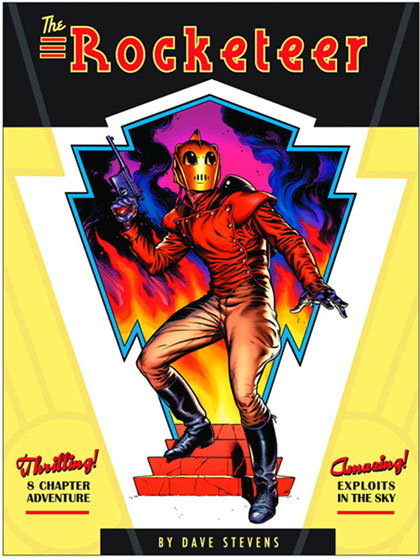 Rocketeer Complete Collection