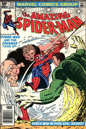Amazing Spider-Man #217