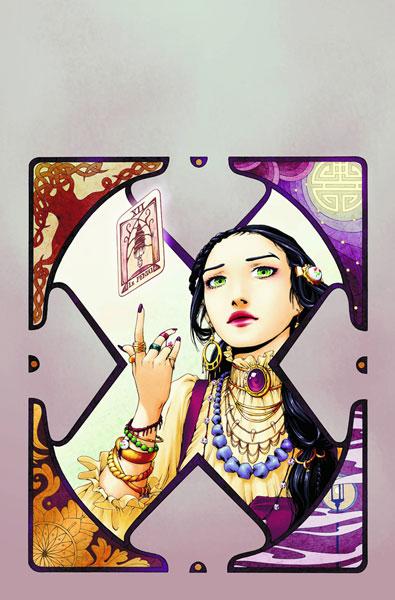 Madame Xanadu Disenchanted