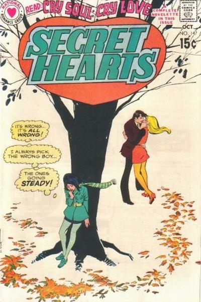 Secret Hearts #147