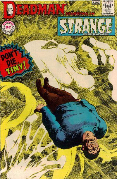 Strange Adventures #213