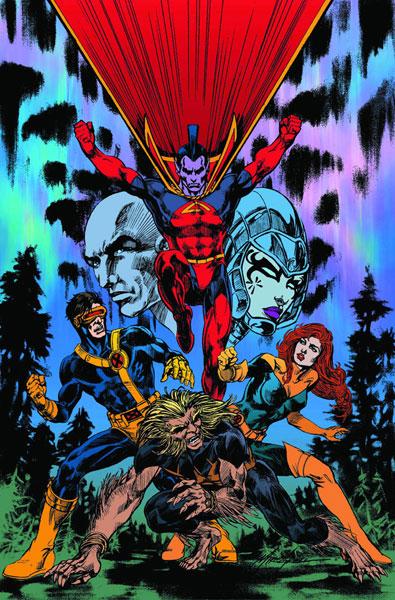 X-Men Forever Giant-Size