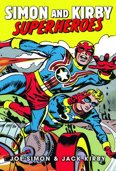 Simon & Kirby Superheroes