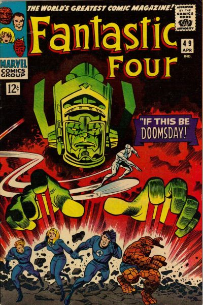Fantastic Four #49