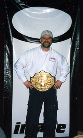 Beau Smith, Middleweight Champ Of Image Comics