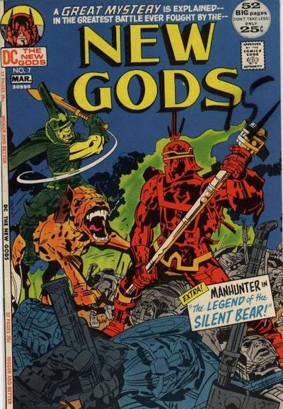 New Gods #7