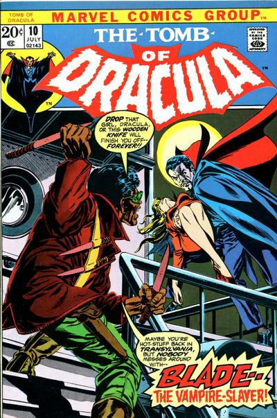 Tomb of Dracula #10