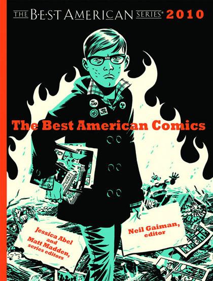 Best American Comics 2010