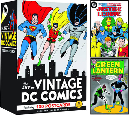 DC Postcards